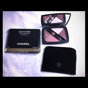 Chanel Eclat Rubis Jeweled Perfection Face Palette